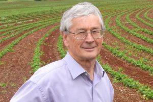Dick Smith on the ABC discussing food sovereignty